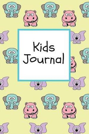Bog, paperback Kids Journal af Signature Planner Journals