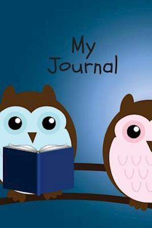 Bog, paperback My Journal af Signature Planner Journals