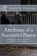 Attributes of a Successful Pastor