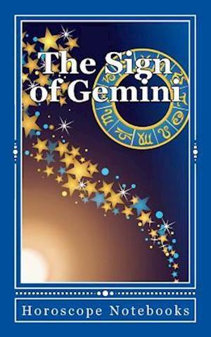 Bog, paperback The Sign of Gemini af Horoscope Blank Notebooks