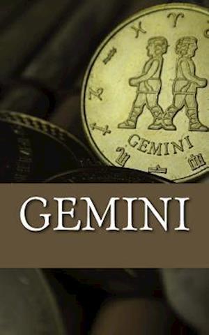 Bog, paperback Gemini af Horoscope Blank Notebooks