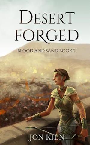 Bog, paperback Desert Forged af Jon Kiln
