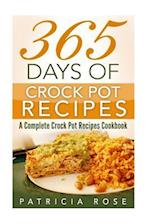 365 Days of Crock Pot Recipes