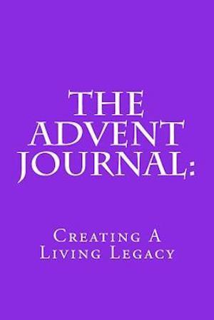 Bog, paperback The Advent Journal