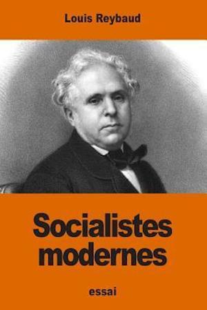 Bog, paperback Socialistes Modernes af Louis Reybaud