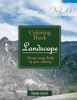 Bog, paperback Wide Landscapes Collection af Banana Leaves