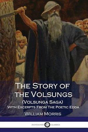Bog, paperback The Story of the Volsungs af Anonymous