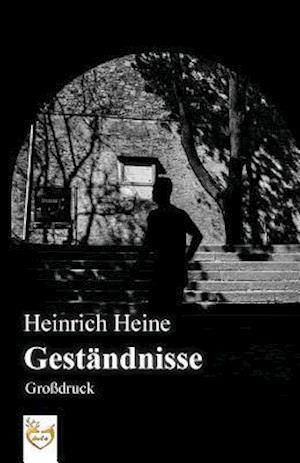 Bog, paperback Gestandnisse (Grossdruck) af Heinrich Heine