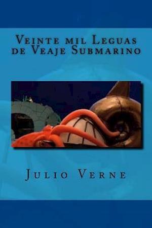 Bog, paperback Veinte Mil Leguas de Veaje Submarino af Julio Verne