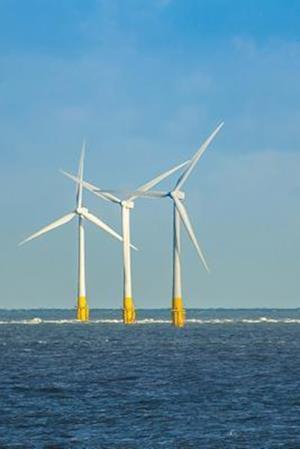 Bog, paperback Wind Turbines in the North Sea of England af Unique Journal