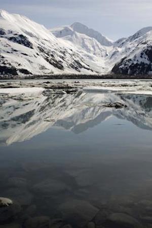 Bog, paperback Byron Glacier in Alaska in the Spring Journal af Cool Image