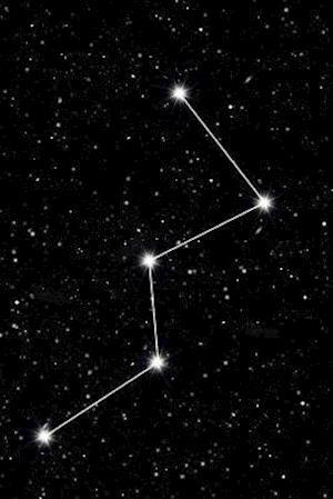 Bog, paperback Constellation af Cool Image
