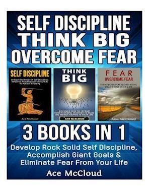 Bog, paperback Self Discipline af Ace Mccloud