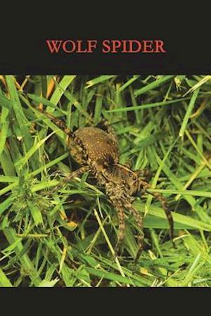 Bog, paperback Wolf Spider Journal af Cool Image