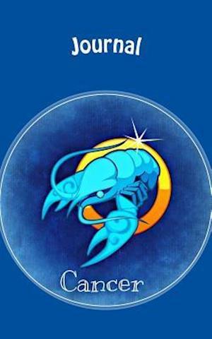 Bog, paperback Cancer (Journal) af Horoscope Blank Notebooks