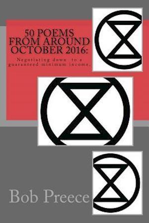Bog, paperback 50 Poems from Around October 2016 af Bob Preece