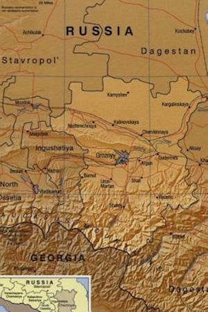 Bog, paperback A Relief Map of Chechnya af Unique Journal