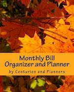 Monthly Bill Organizer and Planner