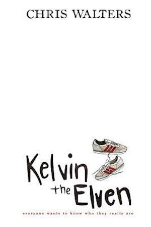 Bog, paperback Kelvin the Elven af Chris Walters
