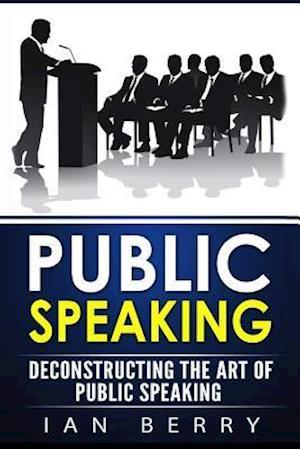 Bog, paperback Public Speaking af Ian Berry