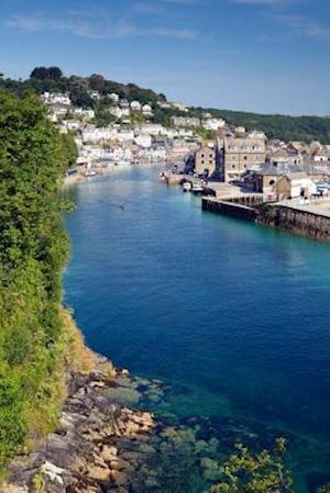 Bog, paperback Looe Beach Port and Harbour Cornwall England Journal af Cs Creations
