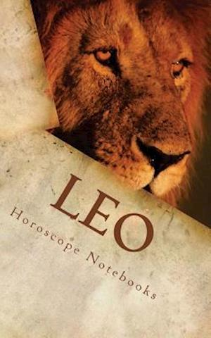 Bog, paperback Leo (Journal) af Horoscope Blank Notebooks