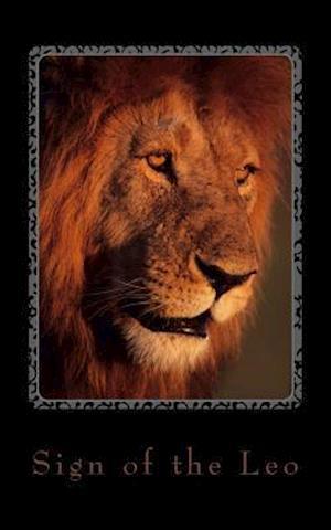 Bog, paperback Sign of the Leo af Horoscope Blank Notebooks