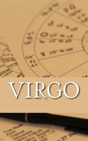 Bog, paperback Virgo (Journal) af Horoscope Blank Notebook