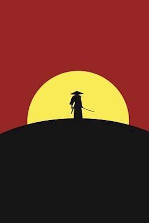 Bog, paperback Samurai and the Sun Journal af Cool Image