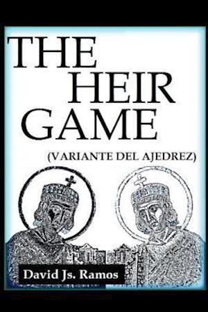Bog, paperback The Heir Game af David Js Ramos