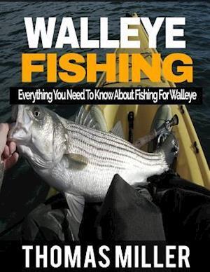 Bog, paperback Walleye Fishing af Thomas Miller