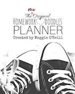 The New Original Doodle Homework Planner