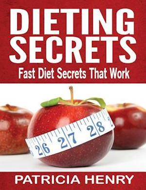 Bog, paperback Dieting Secrets af Patricia Henry