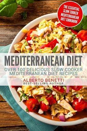 Bog, paperback Mediterranean Diet af Alberto Benetti