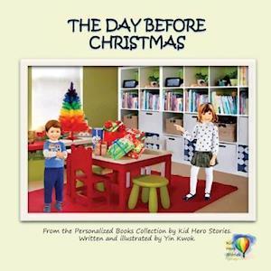 Bog, paperback The Day Before Christmas af Yin Kwok