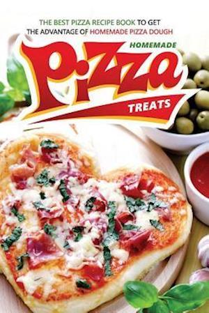 Bog, paperback Homemade Pizza Treats af Gordon Rock