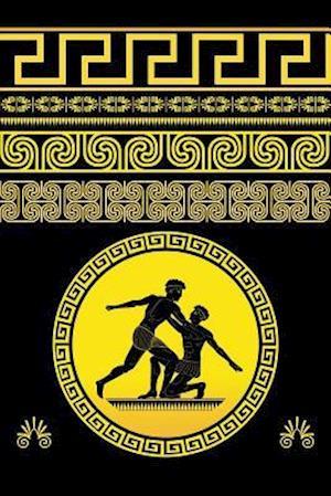 Bog, paperback Greek Pattern Journal af Cool Image
