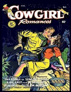 Bog, paperback Cowgirl Romances #1 af Fiction House