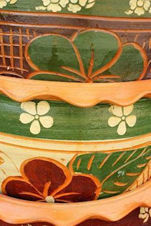 Bog, paperback Painted Terracotta Pots Gardening Journal af Cs Creations