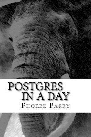 Bog, paperback Postgres in a Day af Phoebe Parry