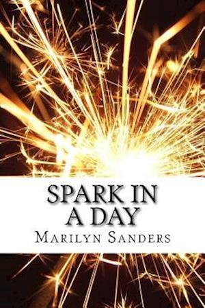 Bog, paperback Spark in a Day af Marilyn Sanders