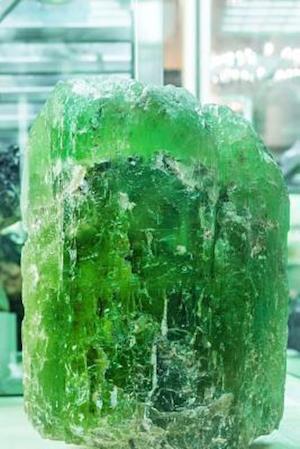 Bog, paperback Green Beryl Crystal Journal af Cs Creations