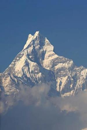 Bog, paperback Mt. Machapuchare in the Himalayas Nepal Journal af Cs Creations