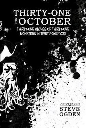 Bog, paperback Thirty-One for October af Steve Ogden