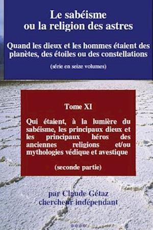 Bog, paperback Le Sabeisme Ou La Religion Des Astres af Claude Getaz