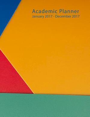 Bog, paperback 2017 Academic Planner af Beliveau Imprimer