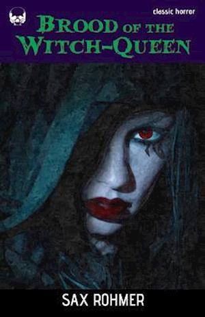 Bog, paperback Brood of the Witch Queen af Sax Rohmer
