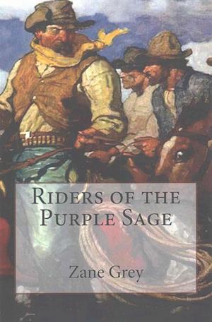 Bog, paperback Riders of the Purple Sage af Zane Grey