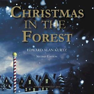 Bog, paperback Christmas in the Forest af Edward Kurtz, Adobe Stock