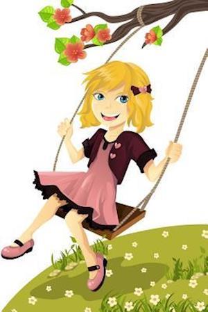 Bog, paperback Girl on a Swing Journal af Cool Image